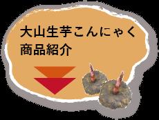 大山生芋こんにゃく商品紹介